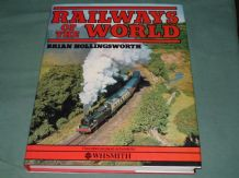 RAILWAYS OF THE WORLD (Hollingsworth  1982) (a)